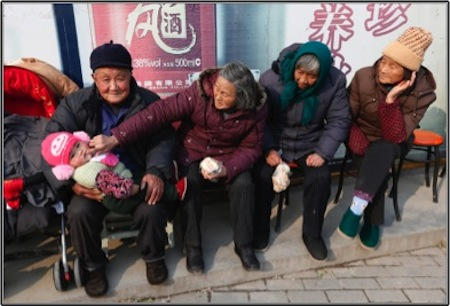 China Pension System