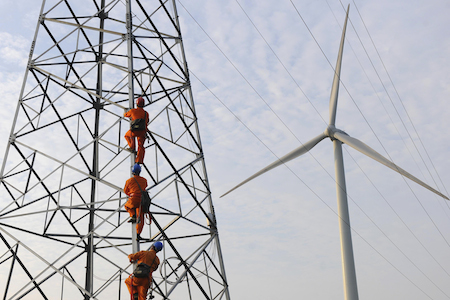 Rebalancing China's Energy Strategy Web