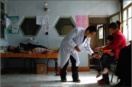 Developing More Equitable and Efficient Health Insurance in China_Website