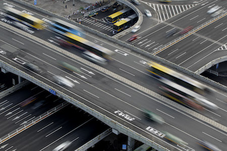 Making China's Urban Transportation Boom Sustainable Cover Photo