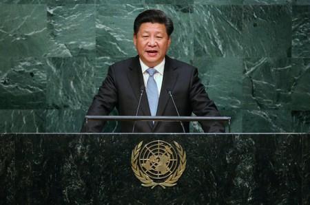 Xi Jinping UN Speech