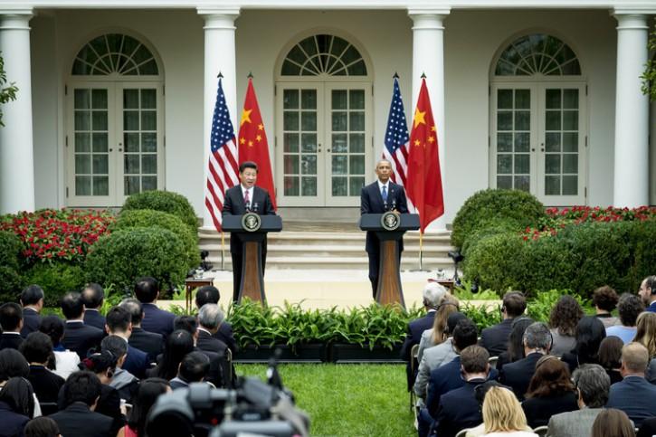 Xi-Obama-White House
