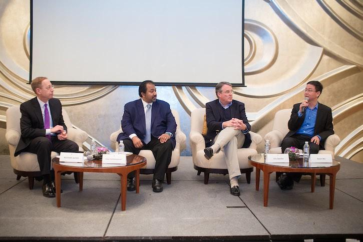 Kevin Mo AmCham Shanghai Panel 2