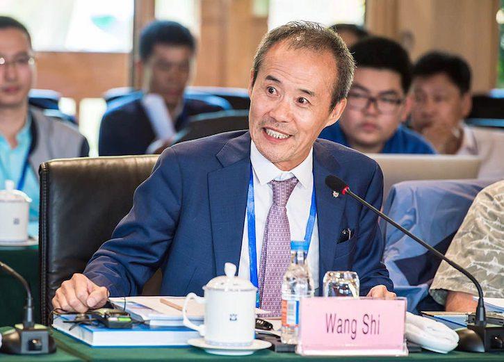万科董事长王石先生分享企业家如何动员民间力量参与环境保护